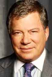 head shot picture of william shatner in boston legal