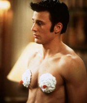This is Chris Evans from Not Another Teen Movie