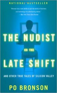 Nudist On The Late Shift book cover